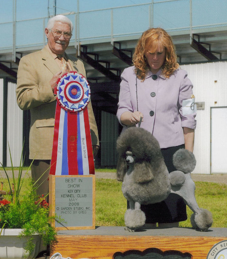 Key City Kennel Club Best in Show 2009